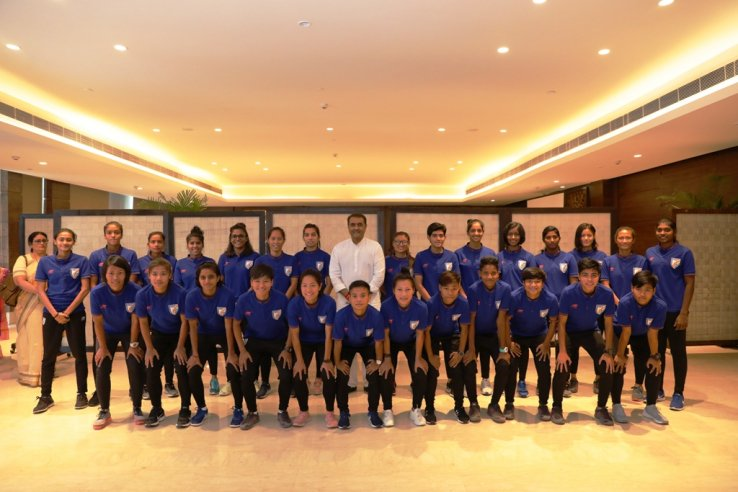 Indian Women's Team for the COTIF Cup 2019 announced