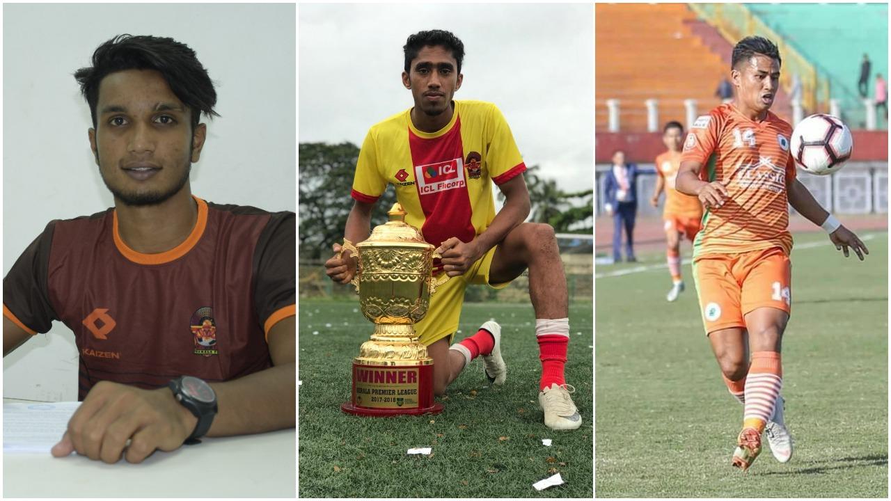 Gokulam Kerala FC add defender Alax Saji, fullbacks Mohamed Salah and Ashok Singh to their squad