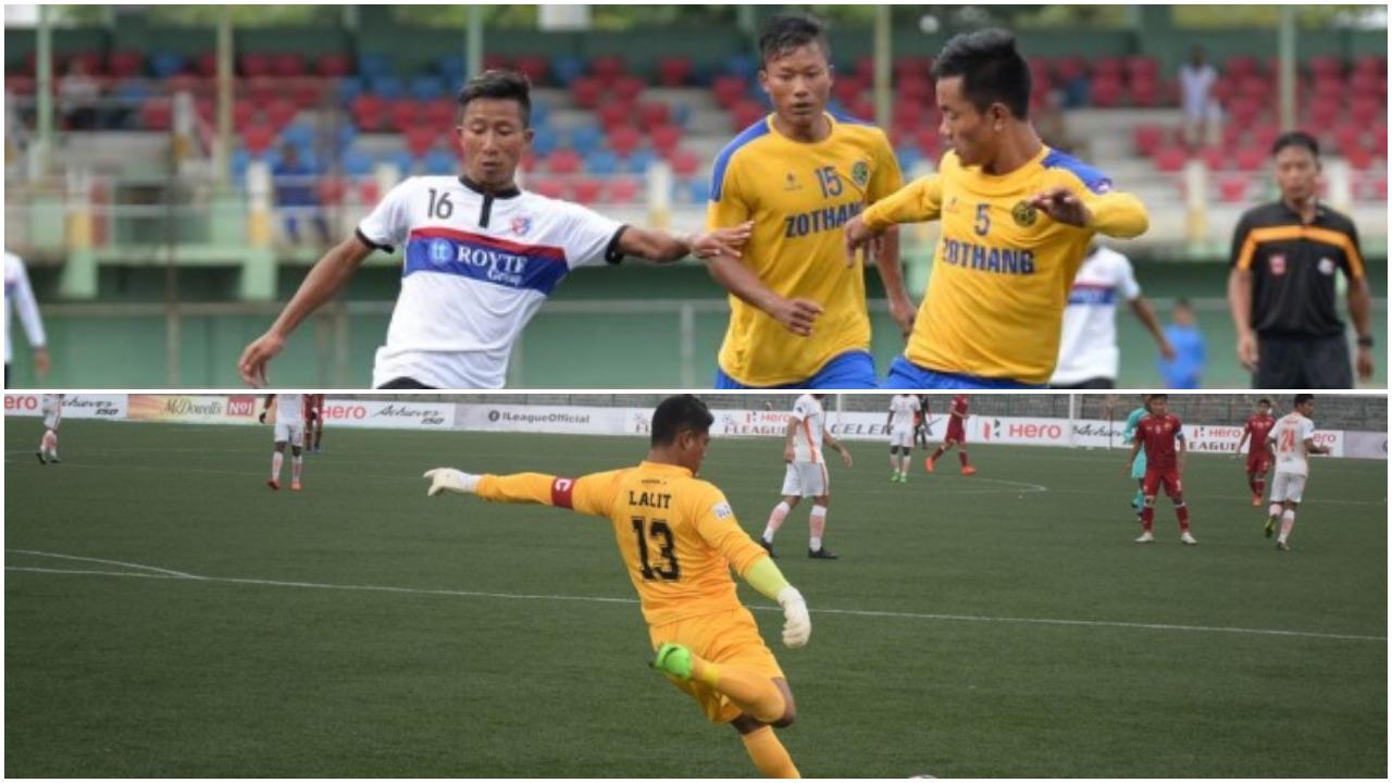 Gokulam Kerala FC sign veteran goalkeeper Lalit Thapa and attacking midfielder Lalromawia