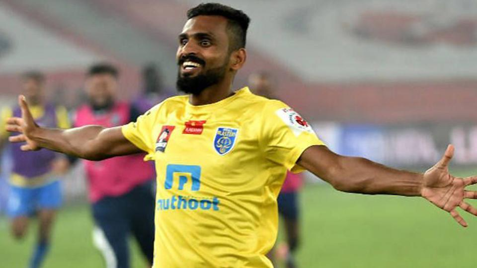 CK Vineeth finds his way to Jamshedpur FC