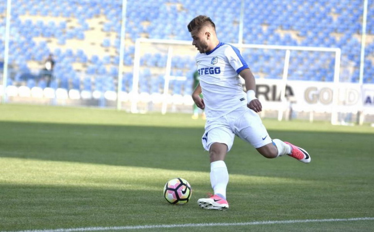 Chennaiyin FC sign Romanian winger Dragoș Firțulescu