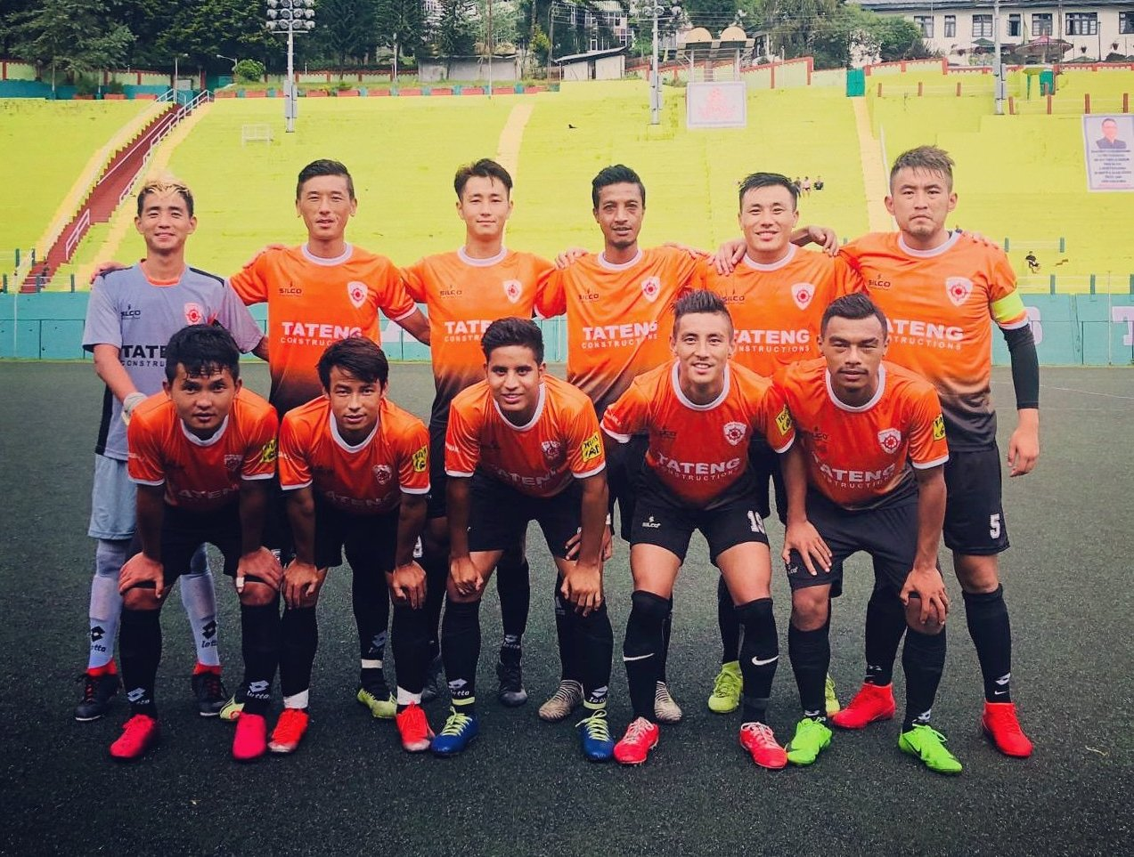 Sikkim Premier Division League 2019 - Matchday 1