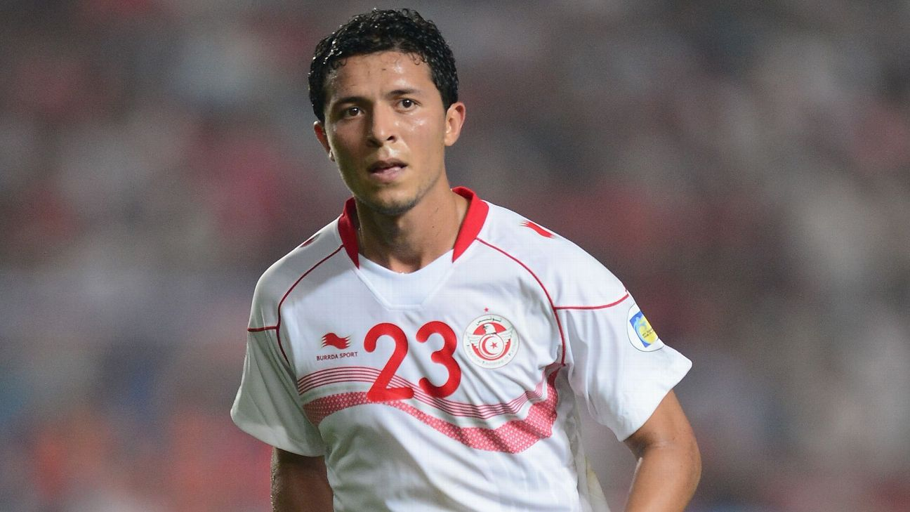 Mumbai City FC sign Tunisian striker Amine Chermiti