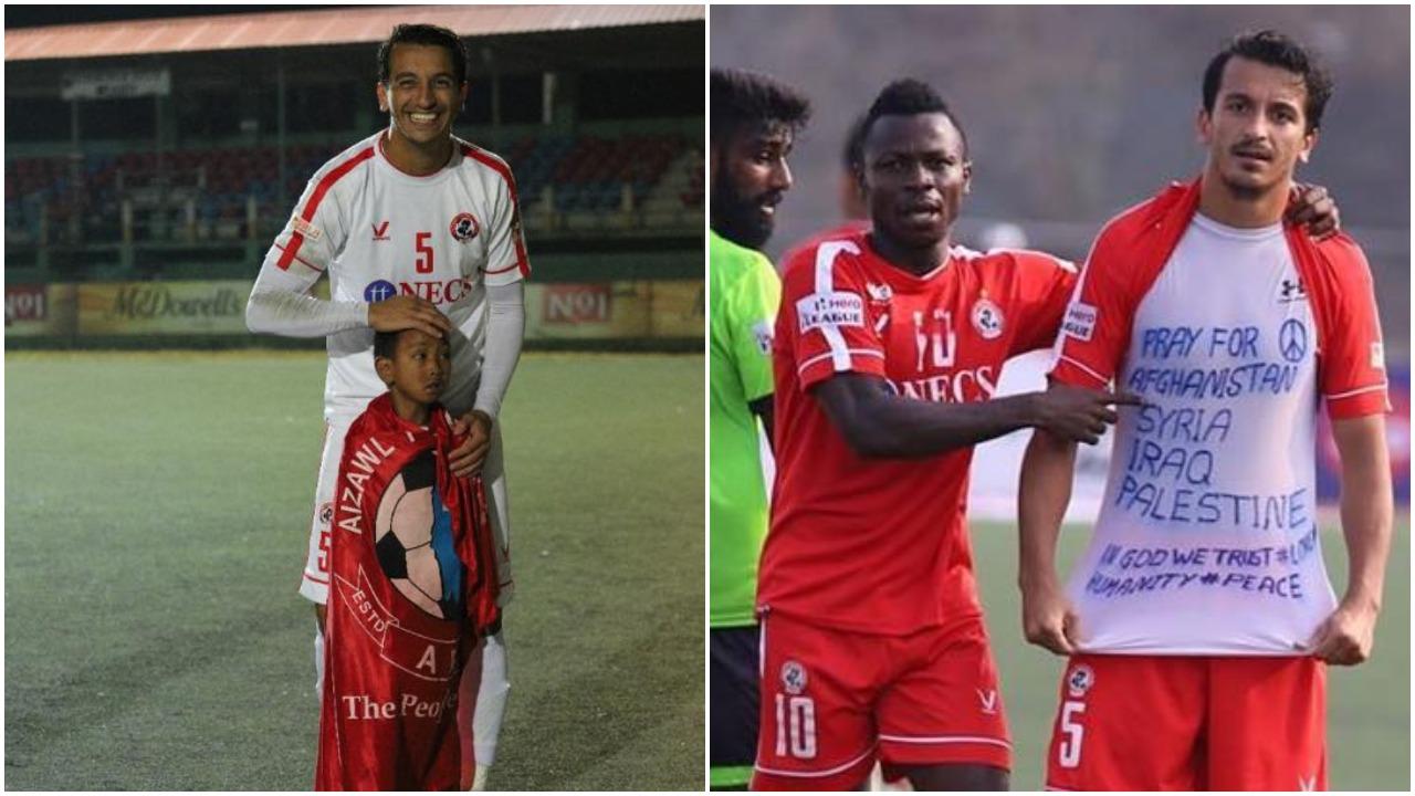 Chennaiyin FC sign Afghan defender Masih Saighani