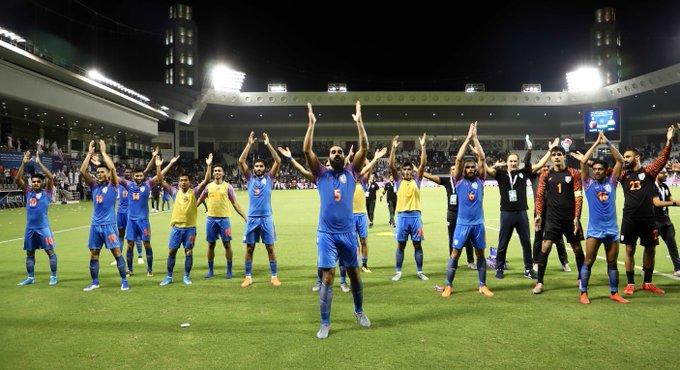 FIFA World Cup Qualifier: Qatar vs India