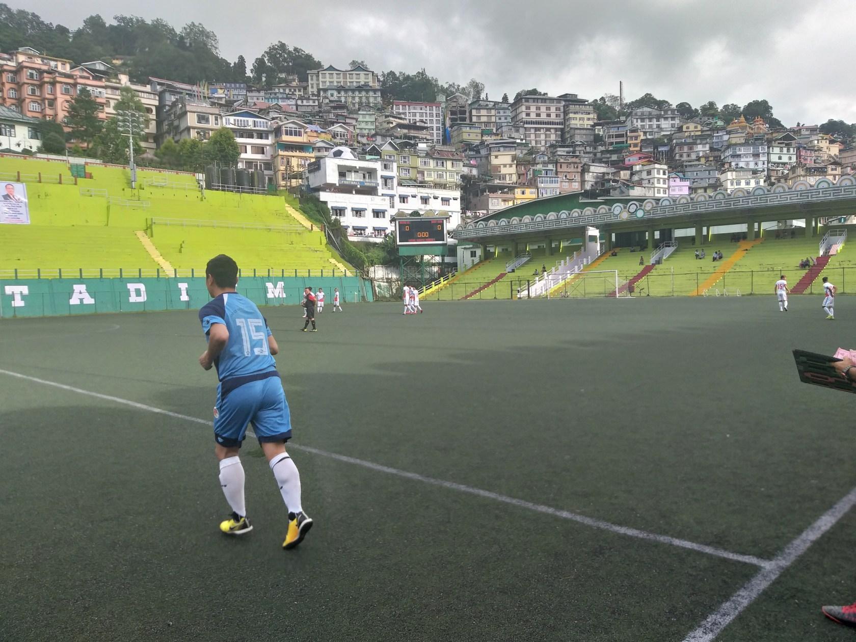 Sikkim Premier Division League 2019 – Matchday 5