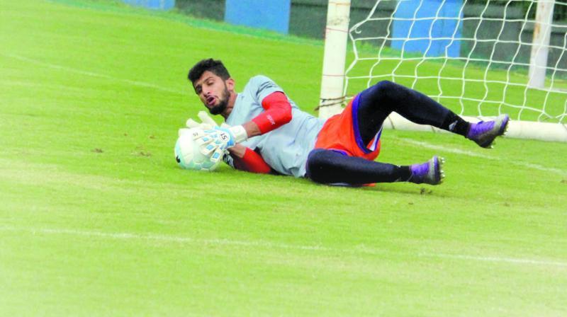 FC Pune City custodian Vishal Kaith joins Chennaiyin FC