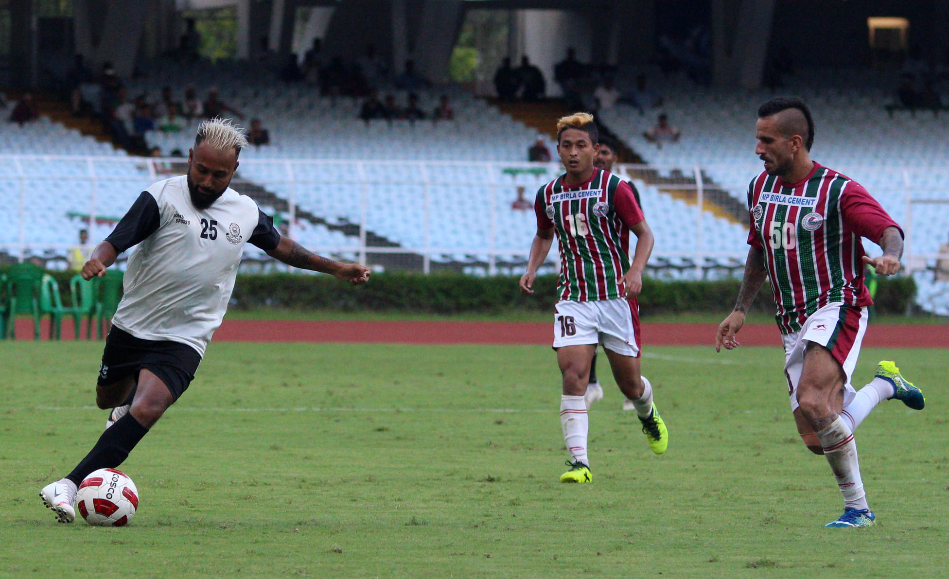 CFL 2019: Calcutta Premier Division A Roundup: Week 8