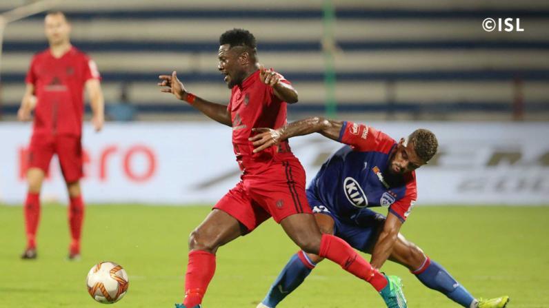 ISL 2019-20 Bengaluru FC vs Northeast United FC