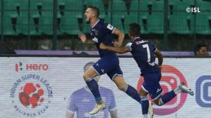 ISL 2019-20 Chennaiyin FC vs Hyderabad FC