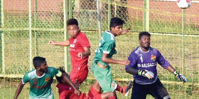 Goa Professional League 2019-20 Round 8