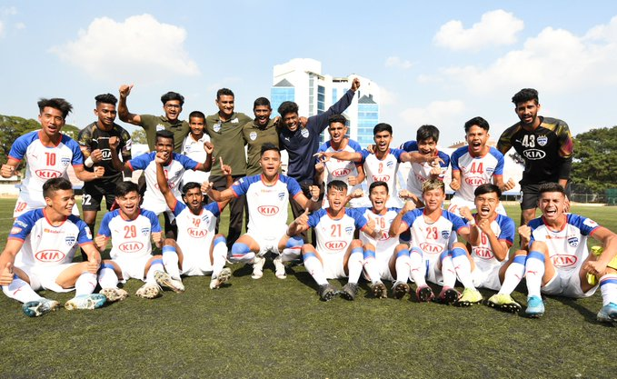 Bengaluru FC Reserves retain the BDFA Super Division League title