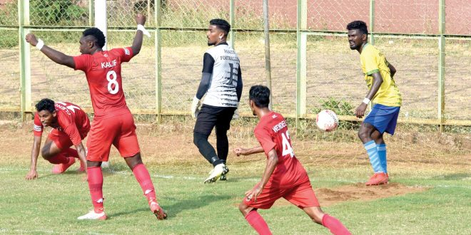 Goa Professional League 2019-20 Round 19