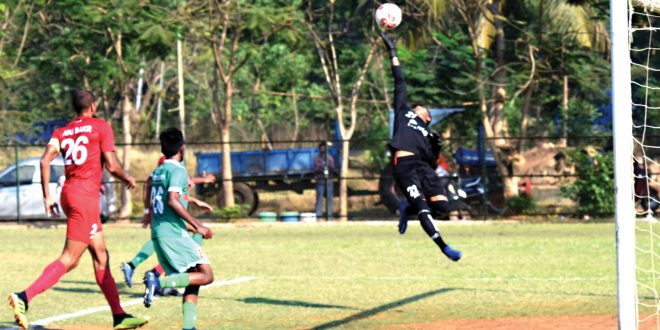 Goa Professional League 2019-20 Round 17