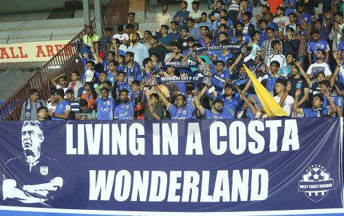 Mumbai City FC's 2019-20 Season: A rough start, a hopeful run in the middle and an unfortunate decline.
