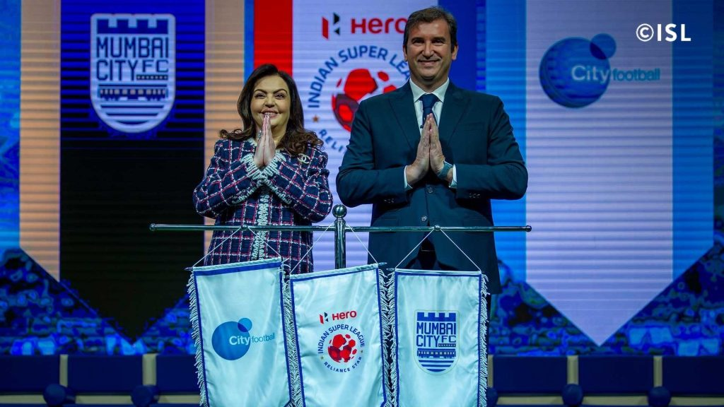 Mumbai City FC and the City Football Group (CFG)