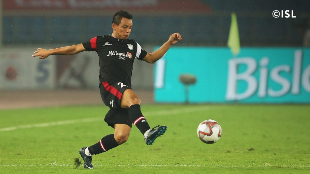 FC Goa announce the signing of Northeast United FC winger Redeem Tlang