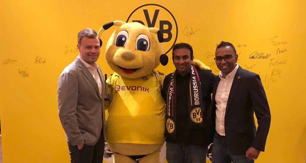 Hyderabad FC and Borussia Dortmund formally launch new club partnership