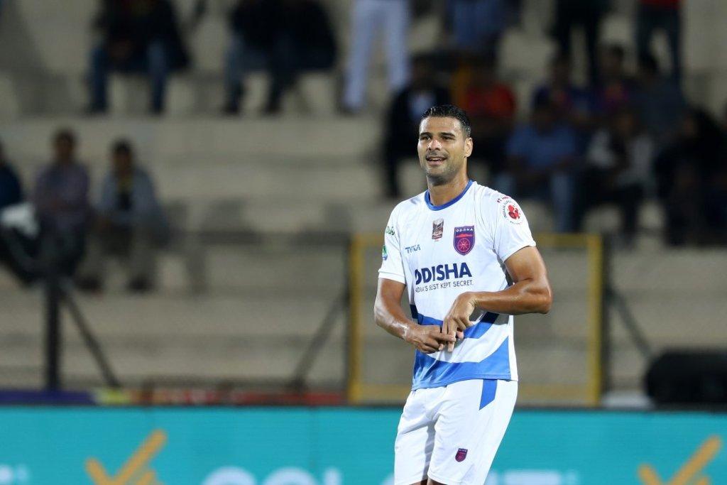 Hyderabad FC sign former Odisha FC forward Aridane Santana
