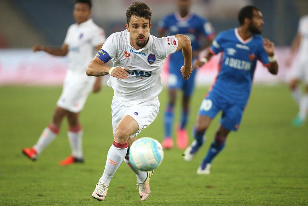 Marcelinho signs a one-year-contract with Odisha FC