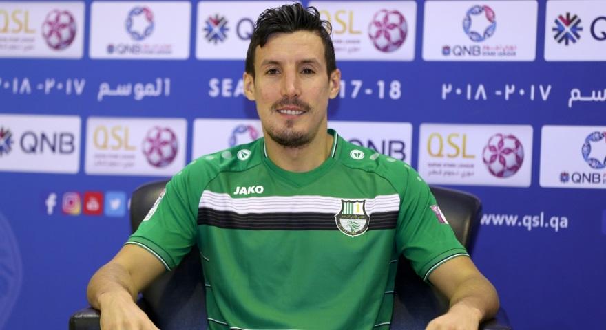 Spanish forward Fran Sandaza signs with Hyderabad FC