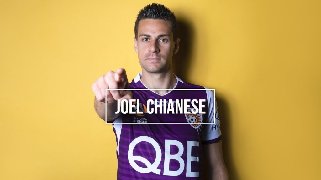 A-League Forward Joel Chianese signs for Hyderabad FC