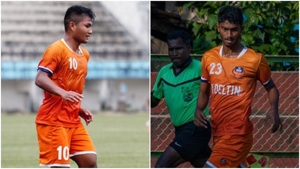 Hyderabad FC sign forward Lalawmpuia and winger Sweden Fernandes