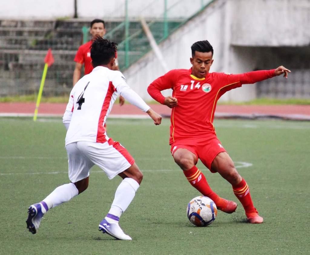 Teenage sensation Phrangki Buam signs with FC Goa