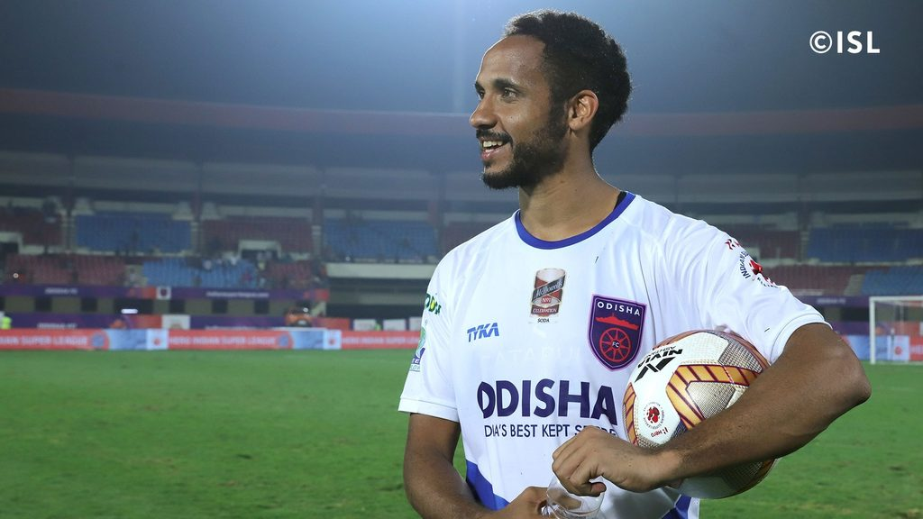 Spanish forward Manuel Onwu returns to Odisha FC