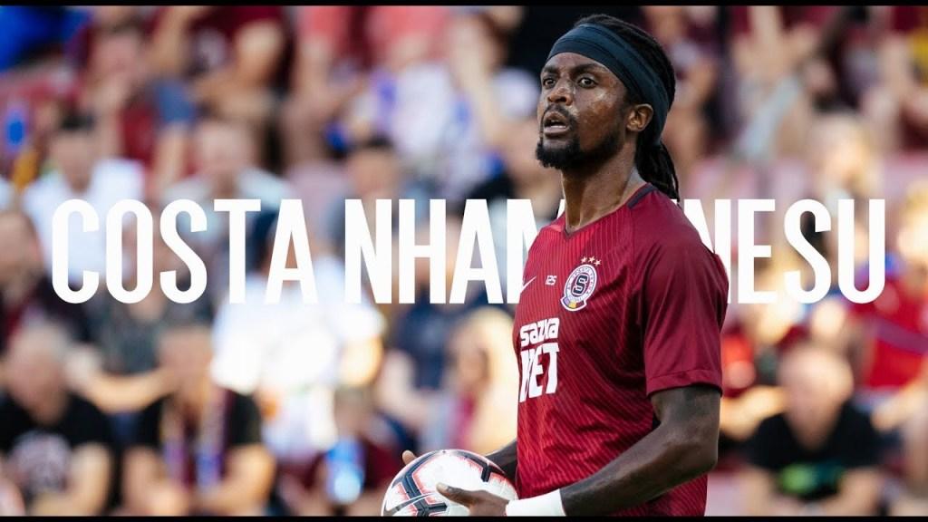 Zimbabwean International Costa Nhamoinesu signs for Kerala Blasters