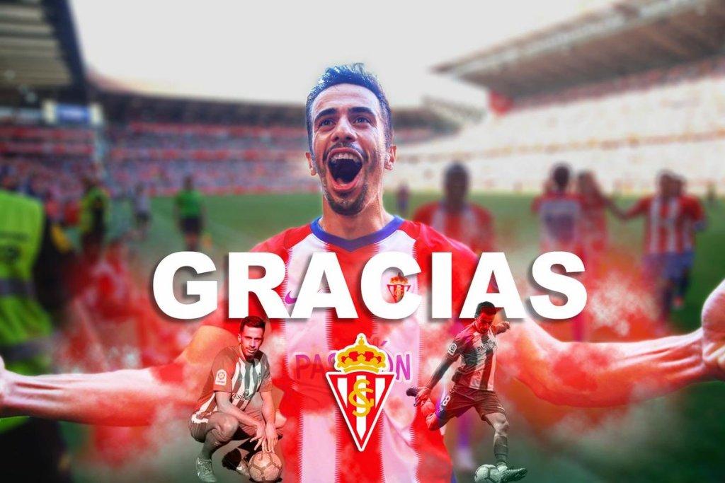 Sporting de Gijón midfielder Hernán Santana joins Mumbai City FC on loan