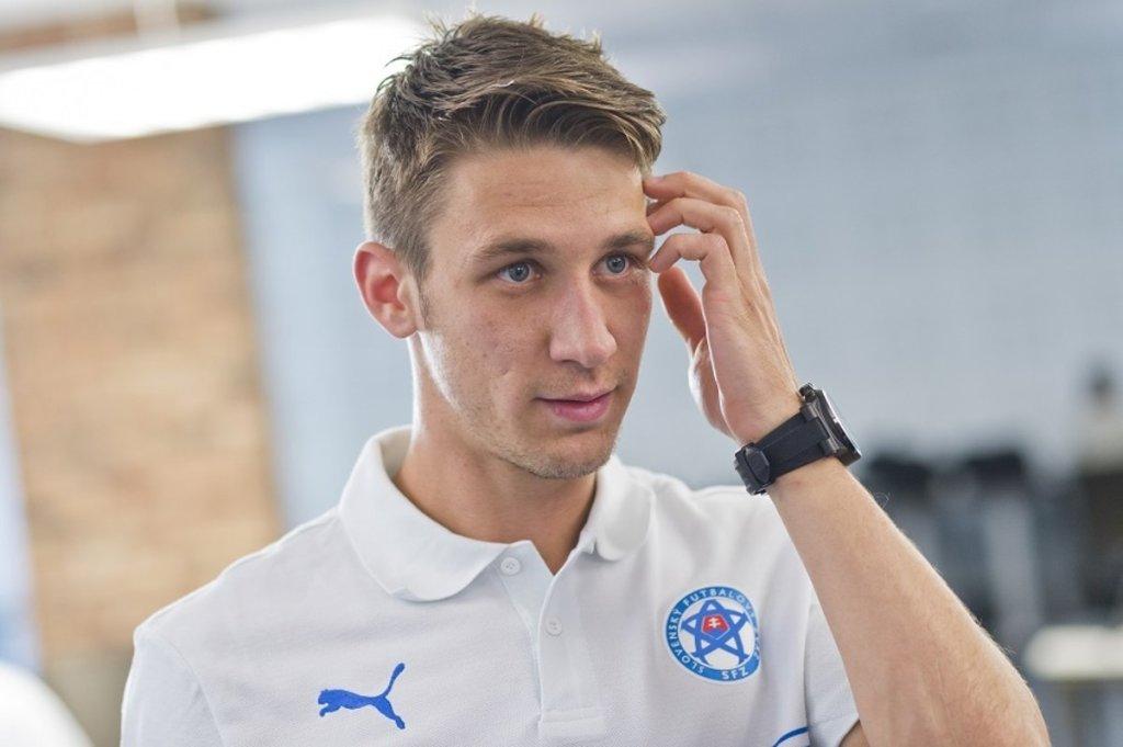 Slovak forward Jakub Sylvestr signs for Chennaiyin FC