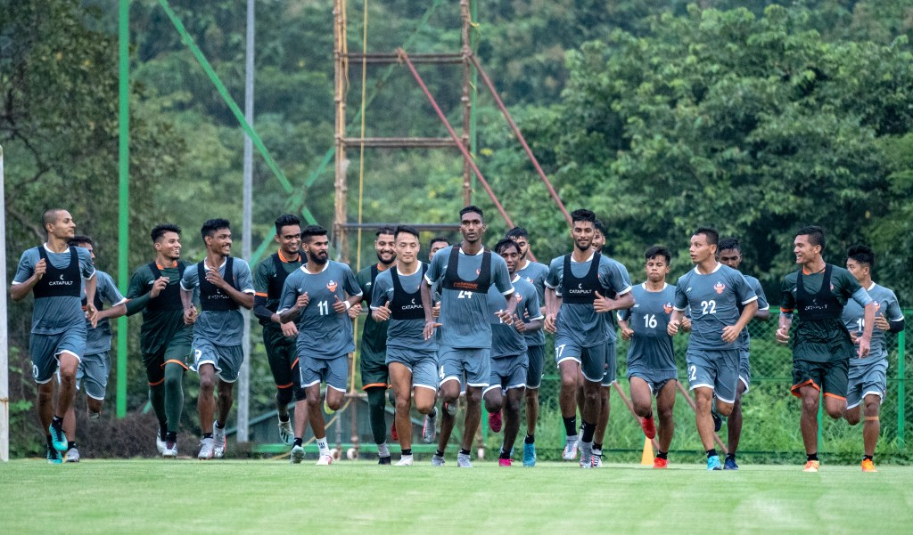FC Goa announces official squad numbers for the 2020-21 season