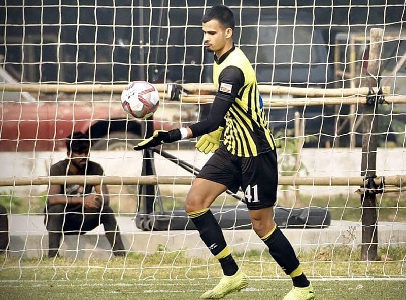 Goalkeeper Lara Sharma joins Bengaluru FC on a three-year deal