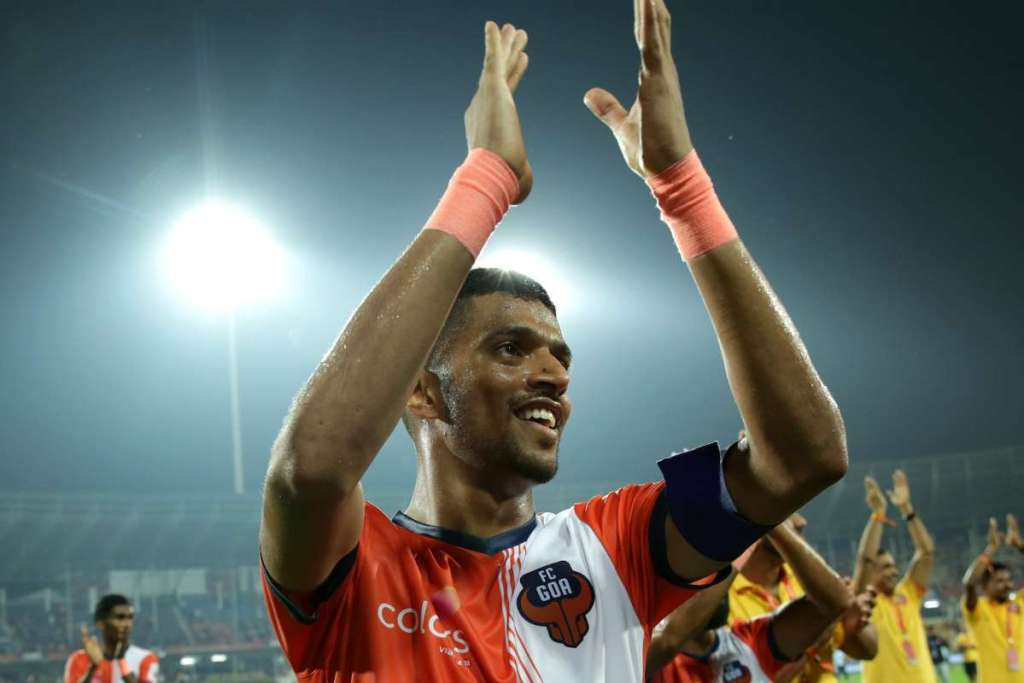 Former FC Goa Captain Mandar Rao Dessai moves to Mumbai City FC