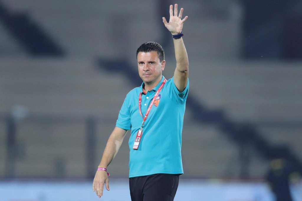 Mumbai City FC formally announce Sergio Lobera as their new Head Coach