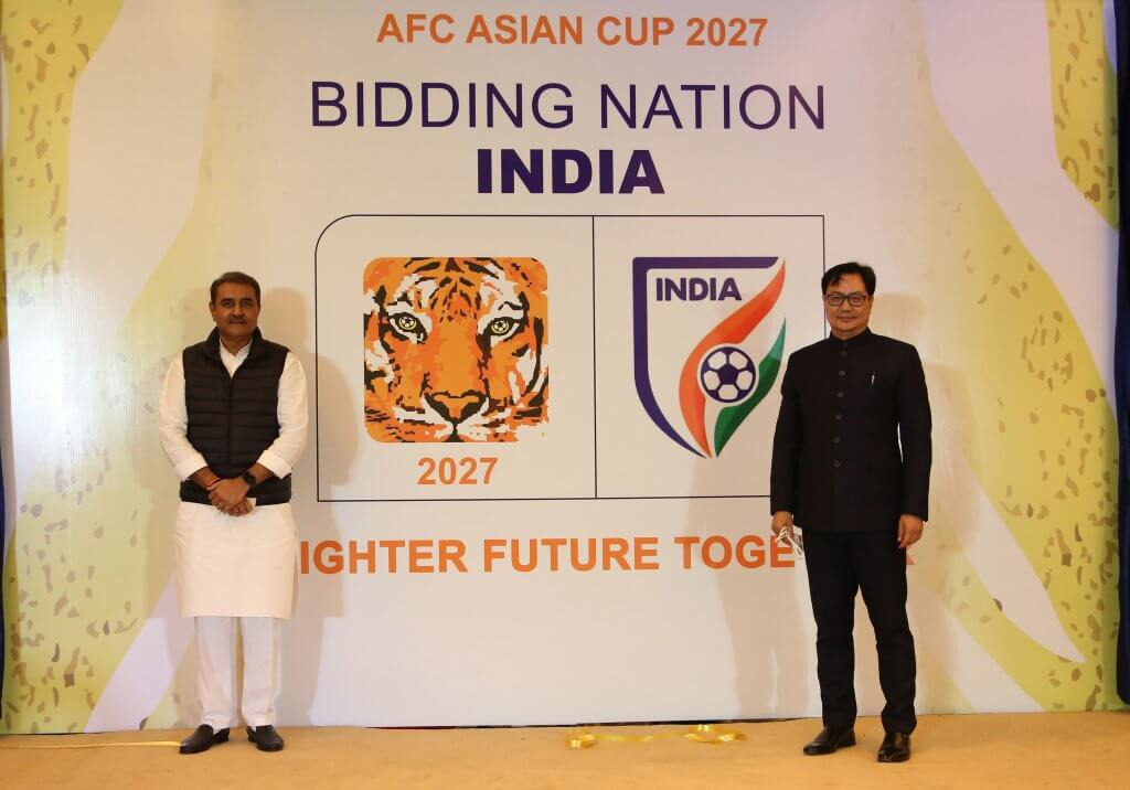 AIFF launches bid to host the 2027 AFC Asian Cup in India