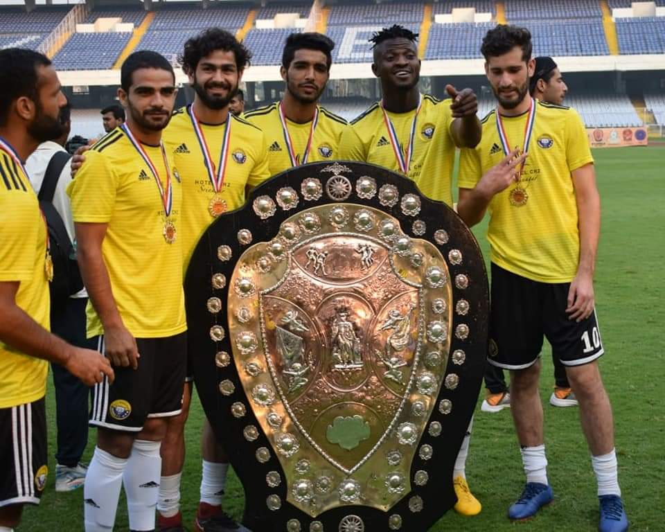 IFA Shield 2020: Real Kashmir FC defeat George Telegraph SC to lift the 123rd IFA Shield