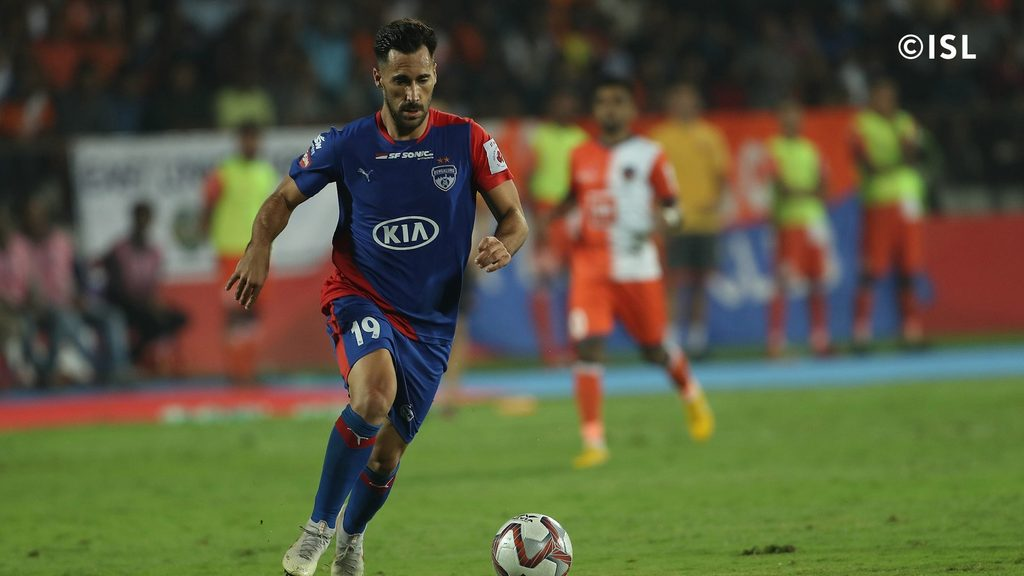 Spanish midfielder Xisco Hernández returns to Bengaluru FC