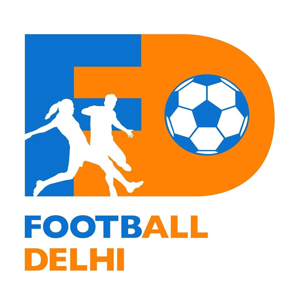 Football Delhi logo