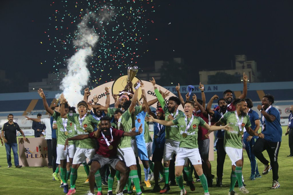 I-League 2020-21 Final Round