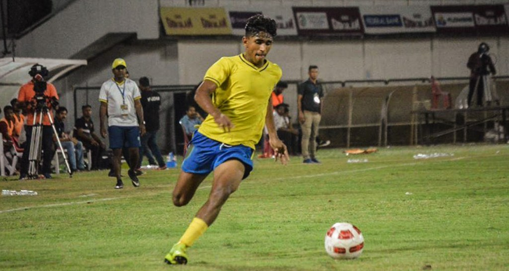 Hyderabad FC add winger Abdul Rabeeh to their developmental squad