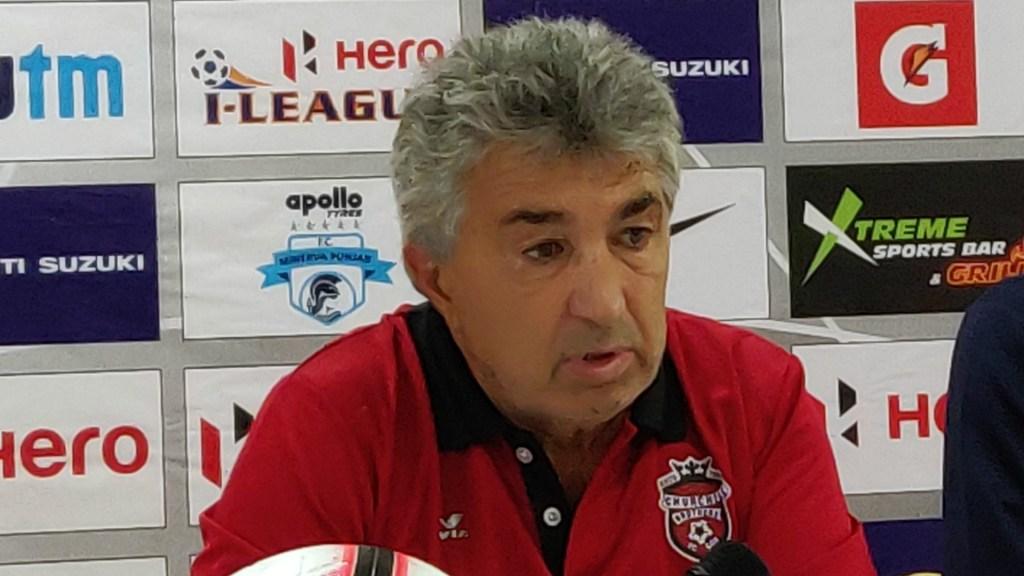 I-League: Romanian manager Petre Gigiu returns to coach Churchill Brothers