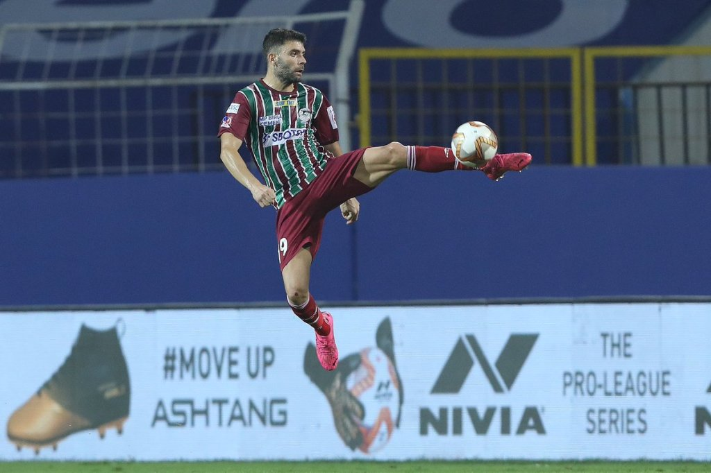 ATK Mohun Bagan's Spanish midfielder Javi Hernández joins Odisha FC