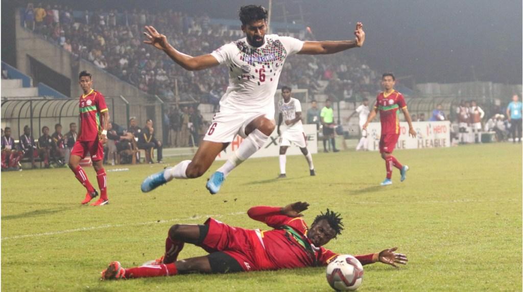 NEUFC fullback Ashutosh Mehta returns to ATK Mohun Bagan