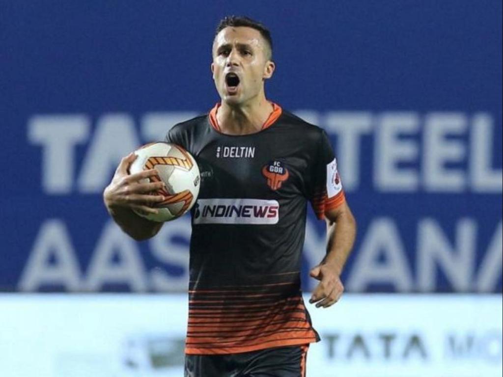 Spanish forward Igor Angulo moves to Mumbai City FC