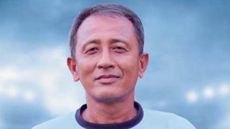 Khogen Singh is the new head coach at NEROCA FC