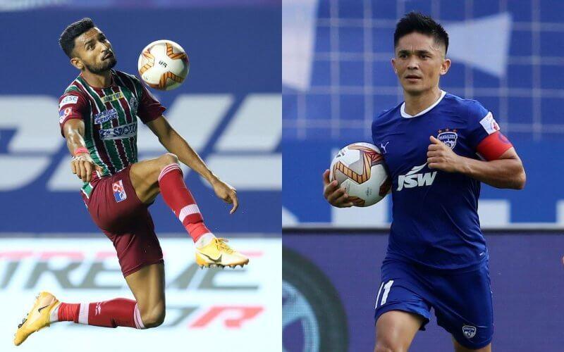AFC Cup 2021 Group D August 18 2021 ATK Mohun Bagan vs Bengaluru FC
