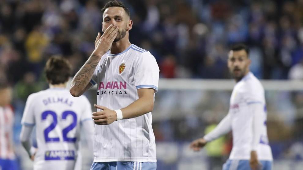 Sporting Gijón striker Álvaro Vázquez joins Kerala Blasters