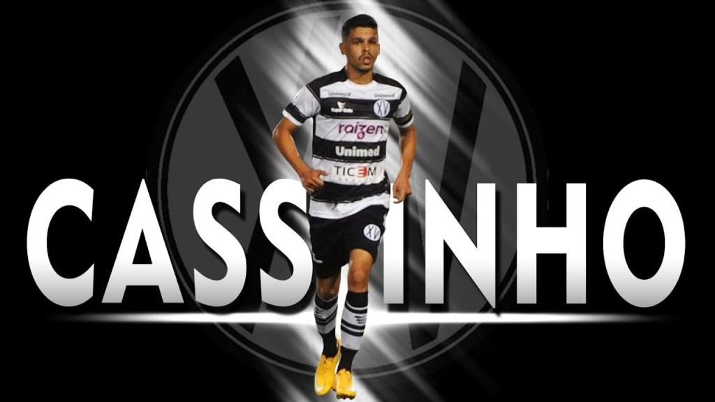 Brazilian midfielder Cássio Gabriel joins Mumbai City FC on loan